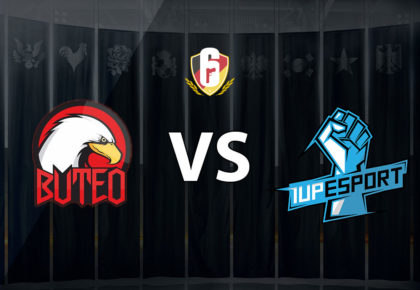 Six Lounge Series Finale #4 – Buteo eSports VS 1up eSport
