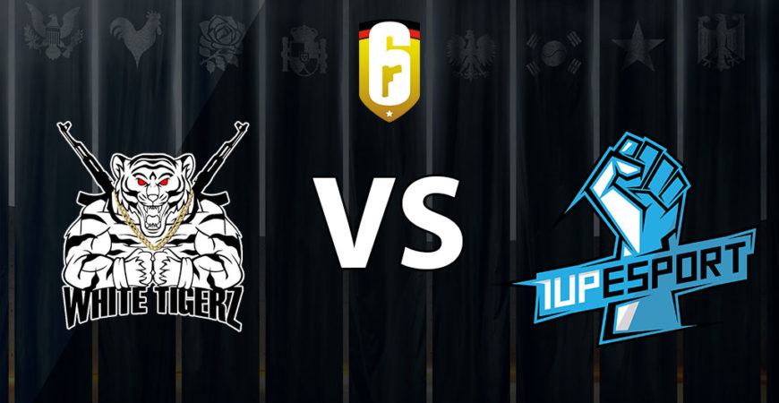 Siege Masters #1 Finale – White Tigerz VS 1up eSport