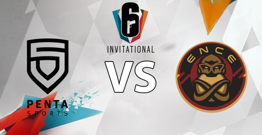 Invitational Viertelfinale #1 – PENTA vs ENCE