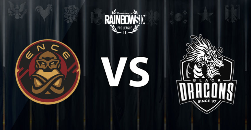 Pro League Year 2 Season 3 Final – ENCE eSports vs Black Dragons