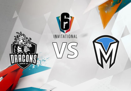 Invitational Viertelfinale #2 – Black Dragons vs Mindfreak