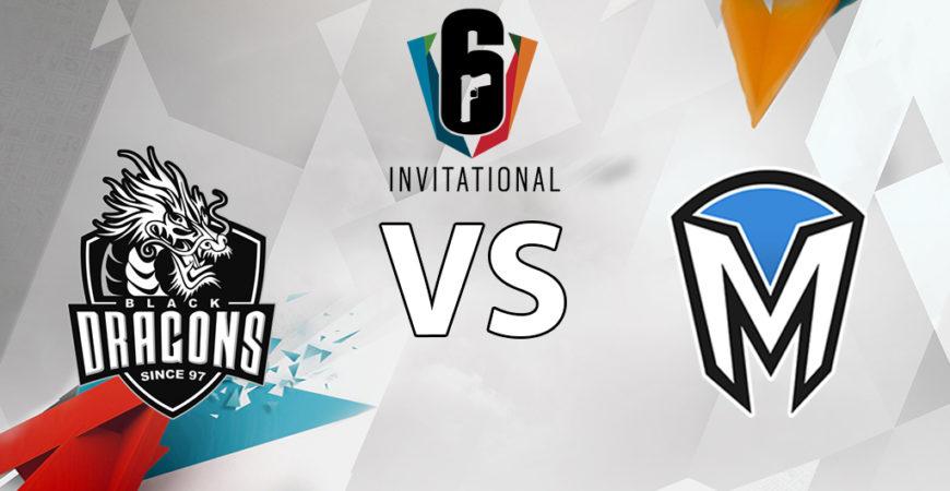 Invitational Viertelfinale #2 – Black Dragons vs Mindfreak