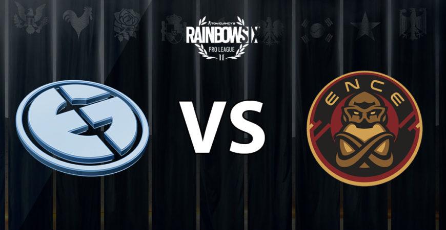Pro League Viertelfinale – Evil Geniuses vs Ence eSports