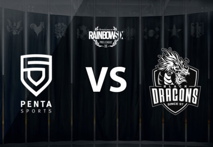 Pro League Halbfinale – PENTA eSports vs Black Dragons