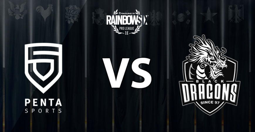 Pro League Halbfinale – PENTA eSports vs Black Dragons