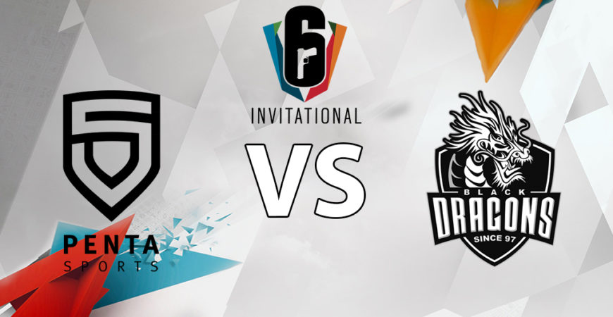 Invitational Halbfinale #1 – Penta vs Black Dragons